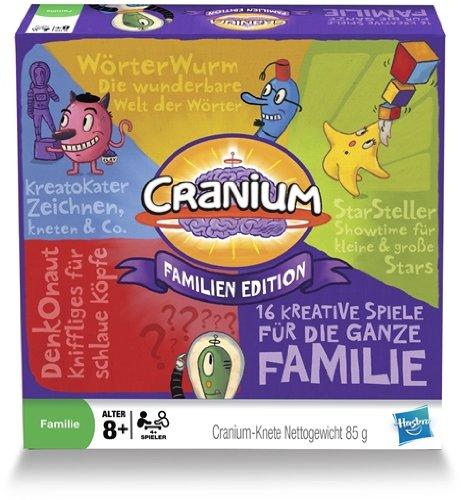 Hasbro 16513100 - Cranium Familien-Edition