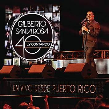 40... y Contando (En Vivo Desde Puerto Rico)