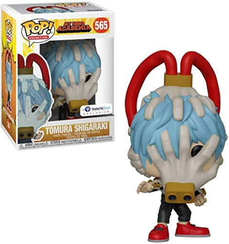 Galactic Toys Funko Pop Animation: My Hero Academia Tomura Shigaraki Exclusive w/ Pop Protector