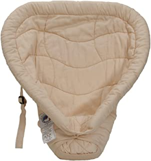 Ergobaby Organic Heart2Heart Infant Insert, Blush Beige (Discontinued by Manufacturer)
