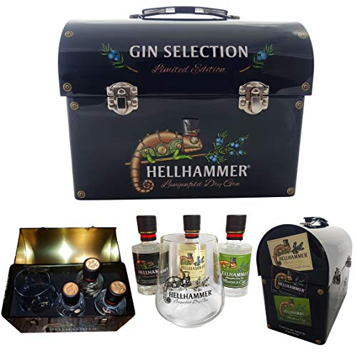 Gin Selection Limited Edition Hellhammer Langenfeld Dry Gin