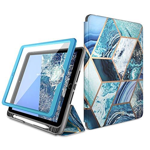 i-Blason Funda iPad 10.2 2019 [Cosmo] Cubierta con Reposo Automático/Despertar [ Case...