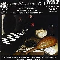 Brandenburg Concertos.1-6: Gousseau /