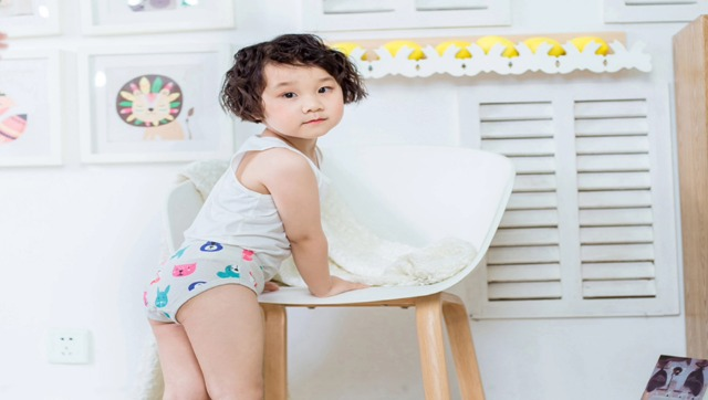Boboking Baby Soft Cotton Underwear Little Girls'Briefs Toddler Undies