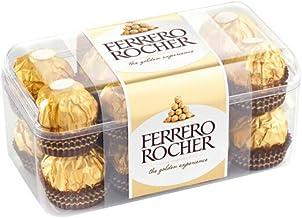 Nottacia Ferrero Rocher Chocolate 16 Pieces, 200gm (Pack of 1)