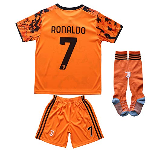 Necm 2020/2021 Soccer Shirt New Third #7 Cristiano...
