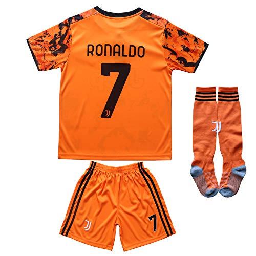 Necm 2020/2021 Soccer Shirt New Third #7 Cristiano...