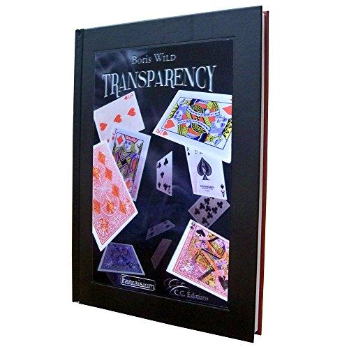 Murphy's Magic Transparency, The Boris Wild Marked Deck Book by Boris Wild