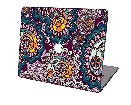 Laptop Case for Newest MacBook Pro 15 inch Model A1707/A1990,Neo-wows Plastic Ultra Slim Light Hard Shell Cover Compatible Macbook Pro 15 inch,National A 153