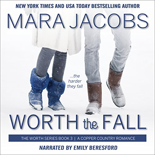 Worth The Fall audiobook cover art