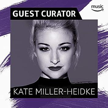 Guest Curator: Kate Miller-Heidke