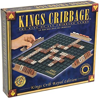 Everest Toys Kings Cribbage, The King of All Cribbage Games Board Game