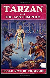 Tarzan and the Lost Empire Illustrated