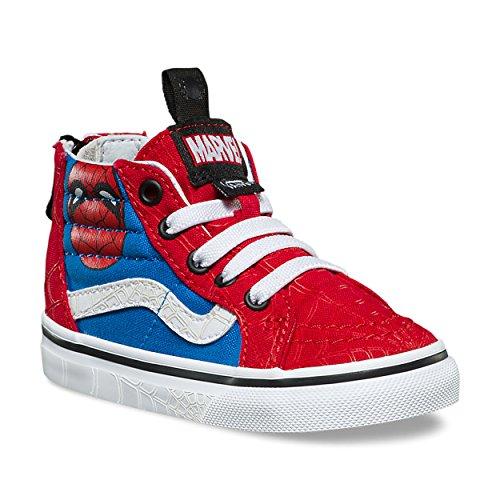 Vans Kids X Marvel SK8-Hi Zip Skate