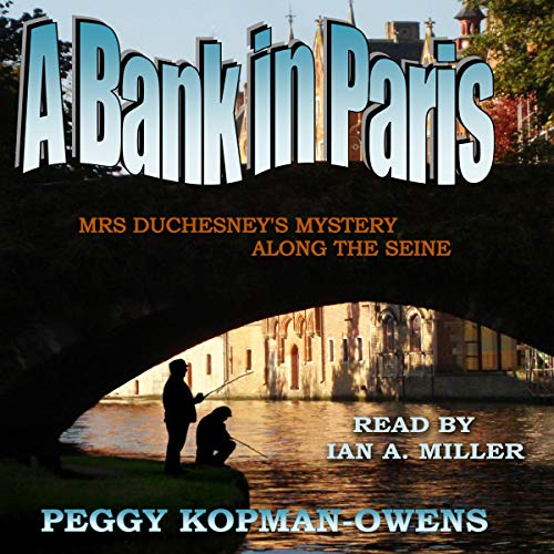 A Bank in Paris audiobook cover art