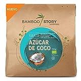 NUEVO - Azúcar de Coco BAMBOO STORY Ecológico Y Bio 900gr.
