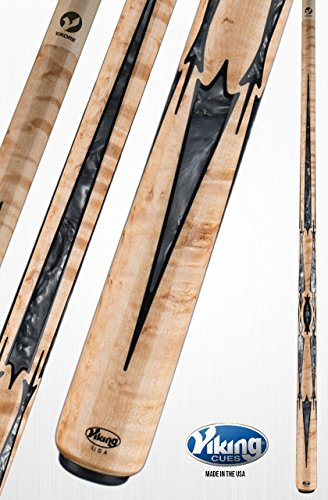 Great Deal! VIKING A863 Pool Cue (18 oz)