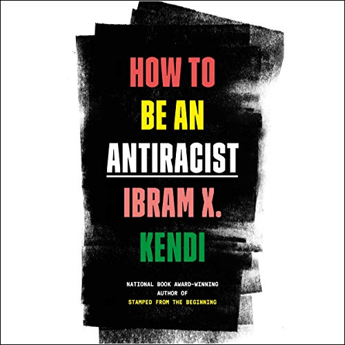 How to Be an Antiracist audiobook cover art