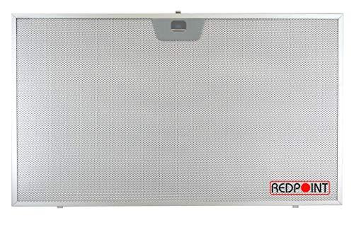 ALUMINIUM FILTER für CAPPE FABER, FRANKE,IKEA mm.506 x 300 x 8
