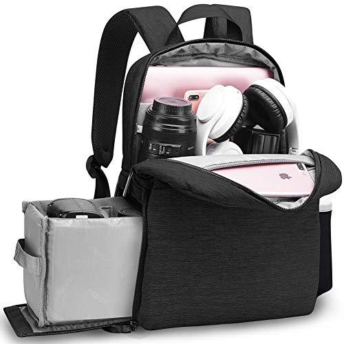 CADeN Camera Bag Backpack with L...