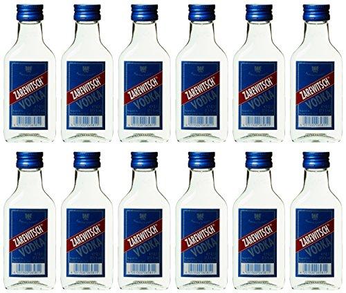 Zarewitsch Wodka (12 x 0.1 l)