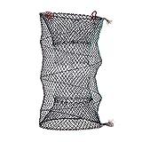 Fischerei zusammenklappbare Falle Cast Heep Net Crab Crawfish Lobster Catcher Pot Trap Fish Net Aal...