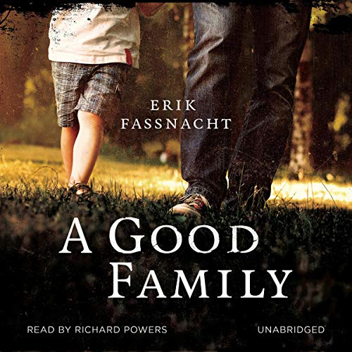 A Good Family  By  cover art