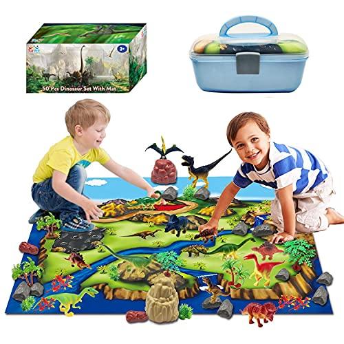 ToyVelt Dinosaur Play Set Dinosaur Toys...