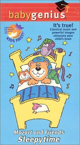 Baby Genius - Mozart and Friends Sleepytime [VHS]
