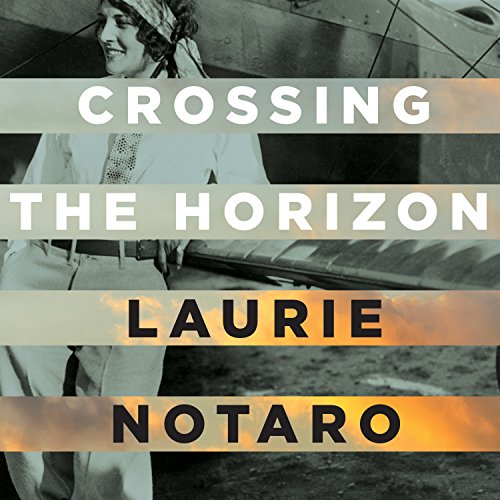 Crossing the Horizon audiobook cover art