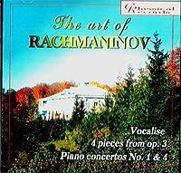 The Art of Rachmaninov Vol.7