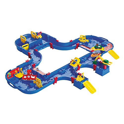 Aquaplay 8700001544 - Wasserbahn Set