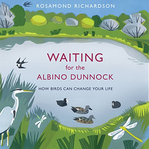 Waiting for the Albino Dunnock cover art