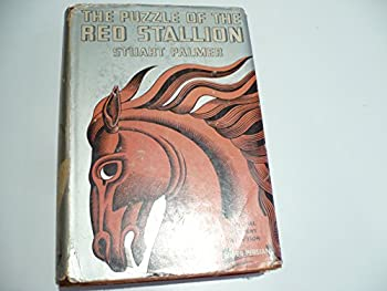 The Puzzle of the Red Stallion 0553261509 Book Cover