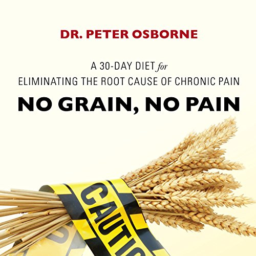 No Grain, No Pain audiobook cover art