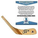 Shane Doan AZ Coyotes Autographed Signed Phoenix Coyotes Logo Hockey Stick Blade with Exact Proof Photo of...