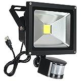 FAISHILAN Motion Sensor Flood Light 10W LED IP65...