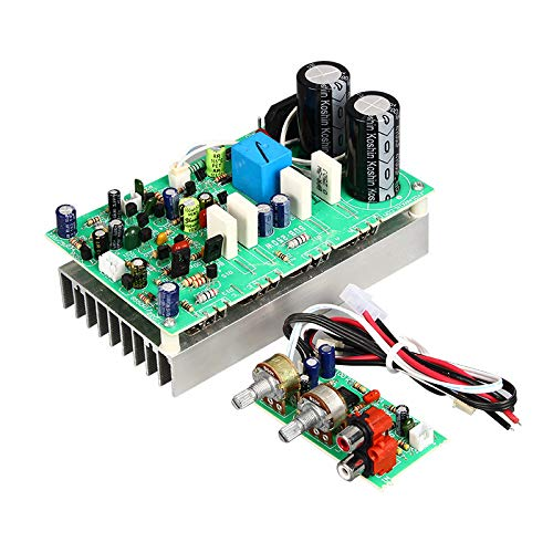 Best Review Of SUB250W super subwoofer Mono High Power Amplifier Board Dual AC22-26V Separate Pre-Tu...