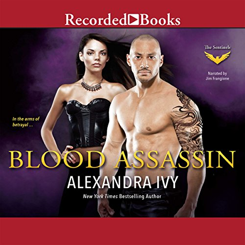 Blood Assassin audiobook cover art