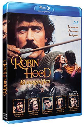 Robin Hood, el Magnífico BD 1991 Robin Hood [Blu-ray]