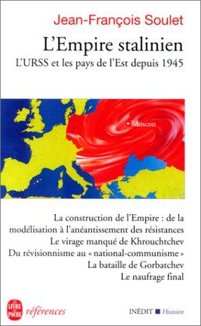 Histoire de l'empire stalinien