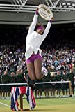Serena Williams Poster auf