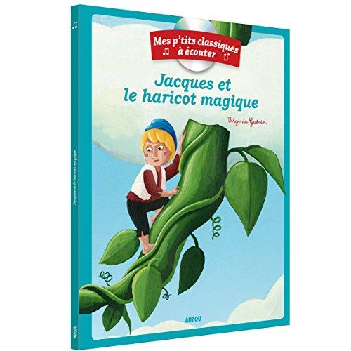 JACQUES ET LE HARICOT MAGIQUE + CD (NOUVELLE EDITION)