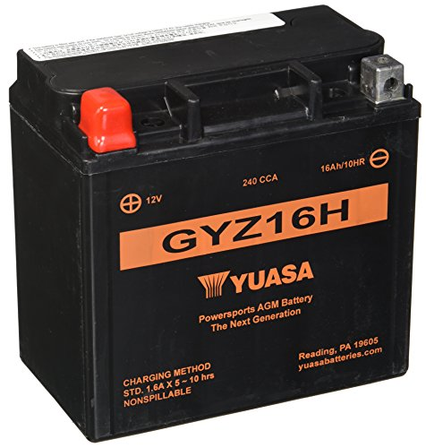 Yuasa GYZ16H Performance Battery