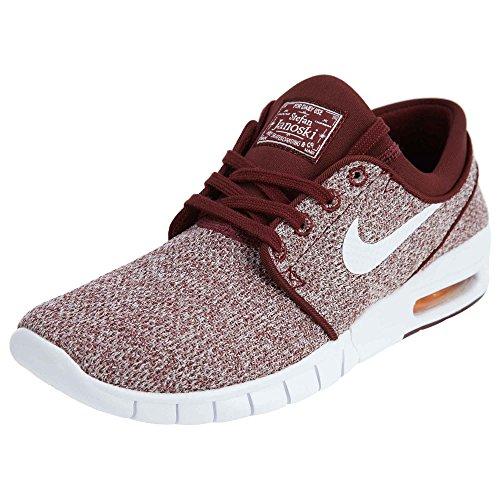 Nike 631303 618 SB Stefan Janoski Max Sneaker Rot|40