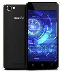 Karbonn K9 Smart (Grey Sandstone, 8GB)