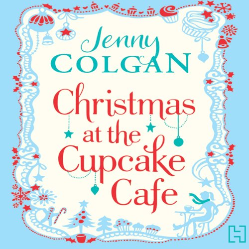 Christmas at the Cupcake Café cover art
