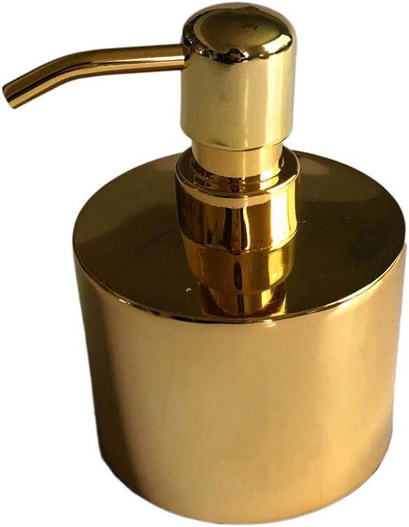 EPOU soap Dispenser Liquid Soap Pump 300 ML Brushed Stainless St