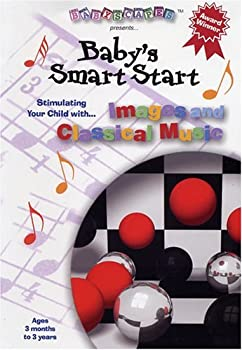 DVD Baby's Smart Start: Images and Classical Music Book