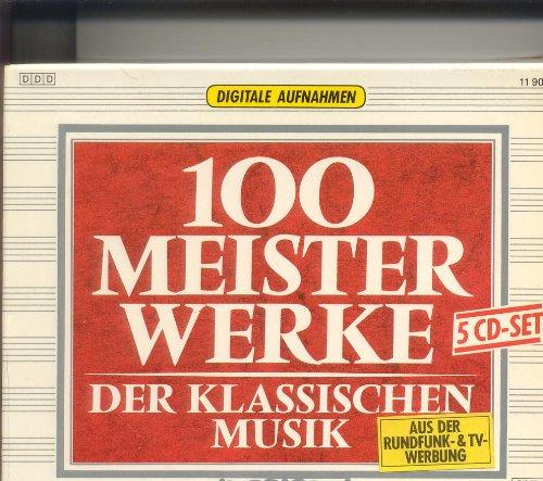 100 Meisterwerke Der Klassischen Musik (5CD)